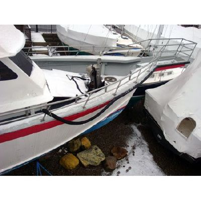 1993 arro yacht commercial head boat  21 1993 ARRO YACHT Commercial Head Boat