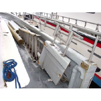 1993 arro yacht commercial head boat  28 1993 ARRO YACHT Commercial Head Boat