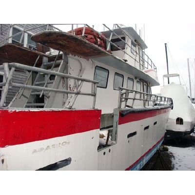 1993 arro yacht commercial head boat  3 1993 ARRO YACHT Commercial Head Boat