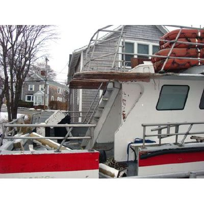 1993 arro yacht commercial head boat  4 1993 ARRO YACHT Commercial Head Boat
