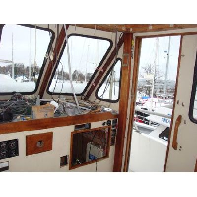 1993 arro yacht commercial head boat  45 1993 ARRO YACHT Commercial Head Boat