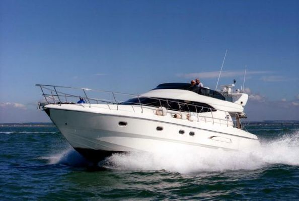 Azimut 43 1993 Azimut Yachts for Sale