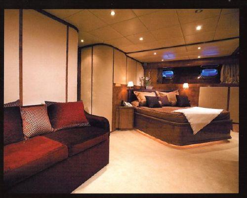 Baglietto 30,5 M YACHT 1993 All Boats
