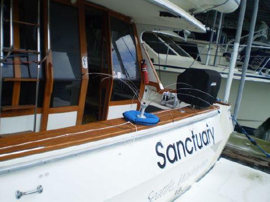 1993 Bayliner 4588 Pilothouse Motor Yacht Boats Yachts
