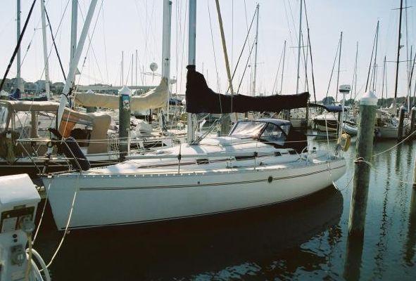 1993 beneteau first 310  2 1993 Beneteau First 310