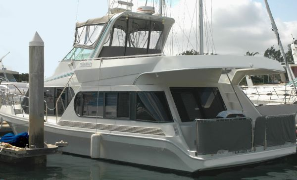 Bluewater Yachts 50' Bluewater 1993 Bluewater Boats for Sale