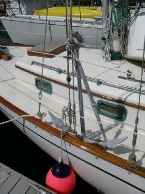 1993 cape george cutter  4 1993 Cape George Cutter