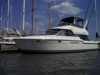 Carver 370 Voyager 1993 Carver Boats for Sale