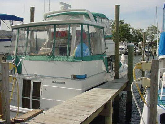 Carver 390 Cockpit Motor Yacht 1993 Carver Boats for Sale