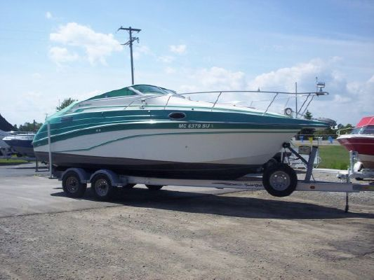 Boat Trailer Spare Tire Mount >> 1993 Celebrity 245 - Boats Yachts for sale