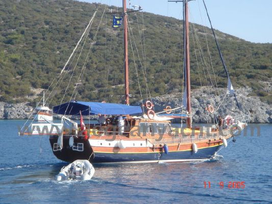 Boats for Sale & Yachts CUSTOM BUILT Transom Stern Gulet 1993 Ketch Boats for Sale