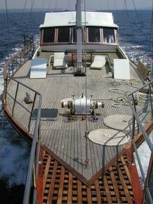 Boats for Sale & Yachts Custom Gulet Type Traditional Wooden Motor Sailer 1993 Ketch Boats for Sale