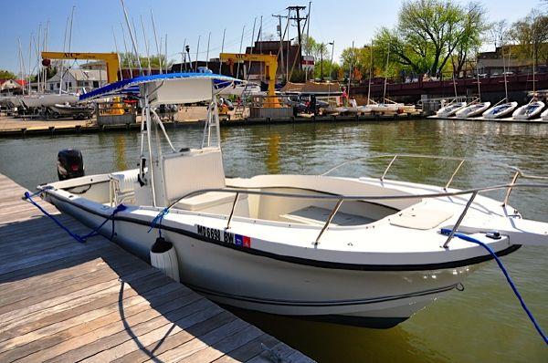 Boats for Sale & Yachts DUSKY MARINE 256 Open (2007 Four Stroke! Warranty!) 1993 All Boats