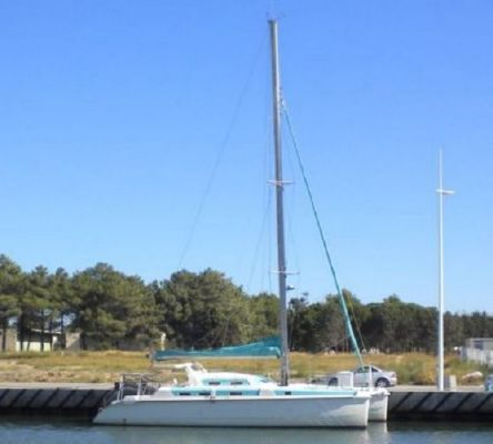 Edel Catamarans Edel Cat 43 1993 Catamaran Boats for Sale
