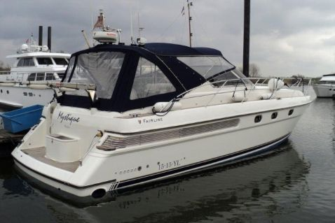 Fairline Targa 41 1993 Motor Boats