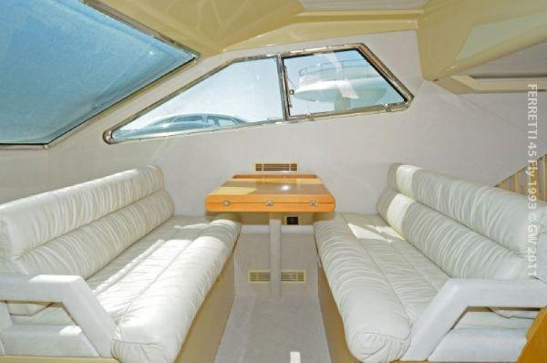 Ferretti 45 Fly 1993 All Boats