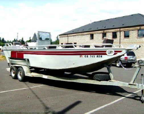 Fish Rite Rivermaster Inboard Jet 1993 Jet Boats for Sale