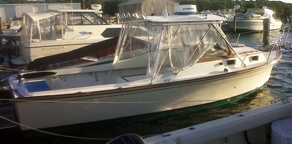 Fortier Bass Boat repowered '05 1993 Bass Boats for Sale