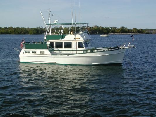 1993 grand banks 46 motor yacht boats yachts for sale for Grand banks motor yachts for sale