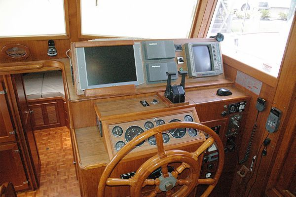 Grand Banks 46 Motor Yacht 1993 Grand Banks Yachts