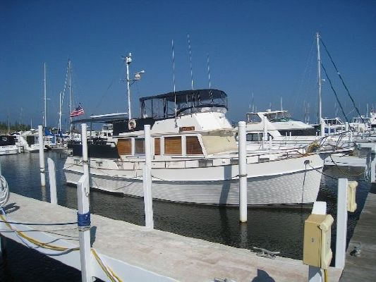 1993 grand banks 49 motor yacht boats yachts for sale for Grand banks motor yachts for sale