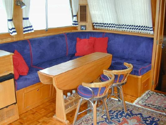 Grand Banks Heritage Classic Trawler (Stabilized) (Hull#135) 1993 Sailboats for Sale Trawler Boats for Sale