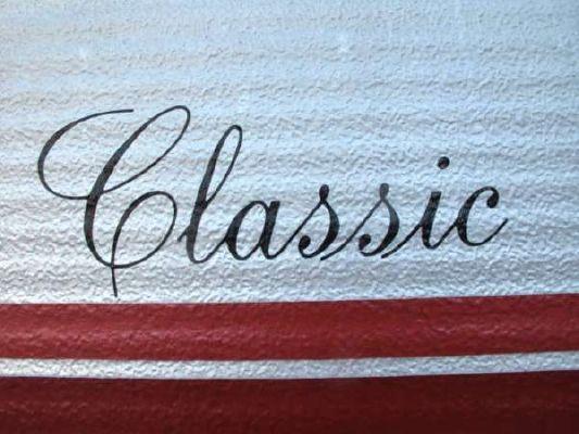 1993 Harris Flotebote 240 Classic