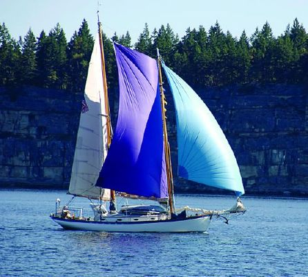 Jespersen Custom Cold Molded Schooner 1993 Schooner Boats for Sale