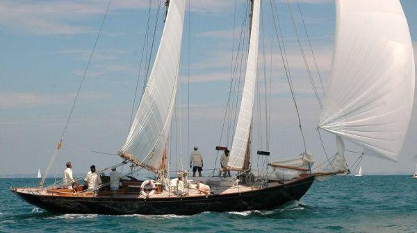 John Alden Schooner Universal Yachting Garros 1993 Sailboats for Sale Schooner Boats for Sale