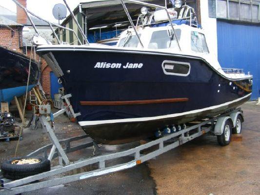 Man Friday Seaworker MK III 1993 All Boats
