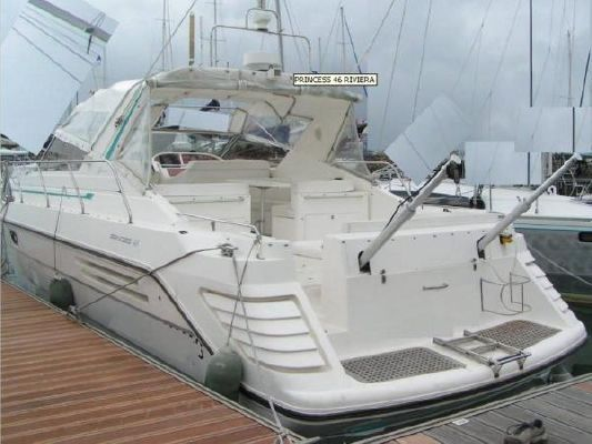 Boats for Sale & Yachts Marine Project Princess 46 1993 Princess Boats for Sale