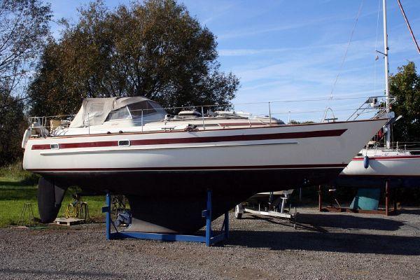 Najad Aphrodite 37 1993 All Boats