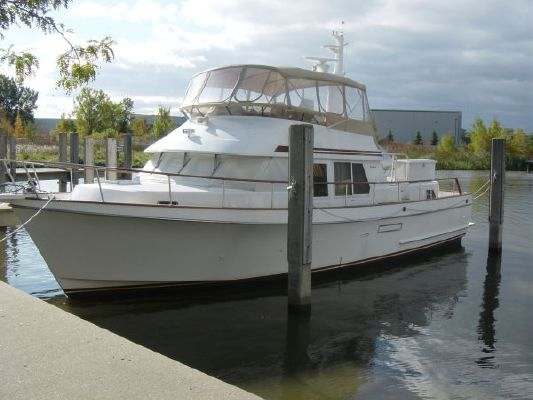 Ocean Alexander 45' 456 Classico 1993 Motor Boats Ocean Alexander Boats