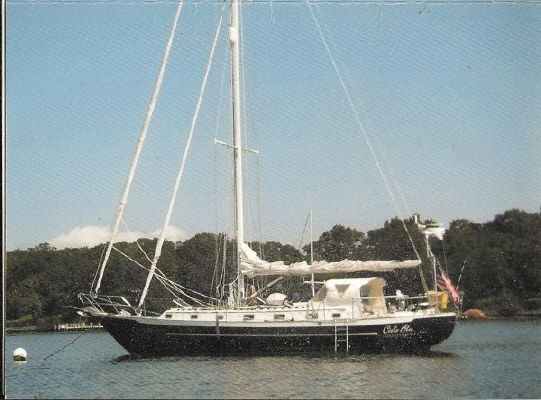 Pacific Seacraft Crealock Cutter 1993 Sailboats for Sale Seacraft Boats for Sale