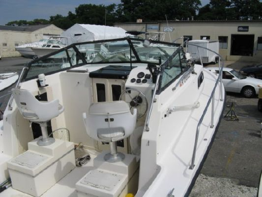Parker 25 Deep V, 300hp Yam 1993 Motor Boats