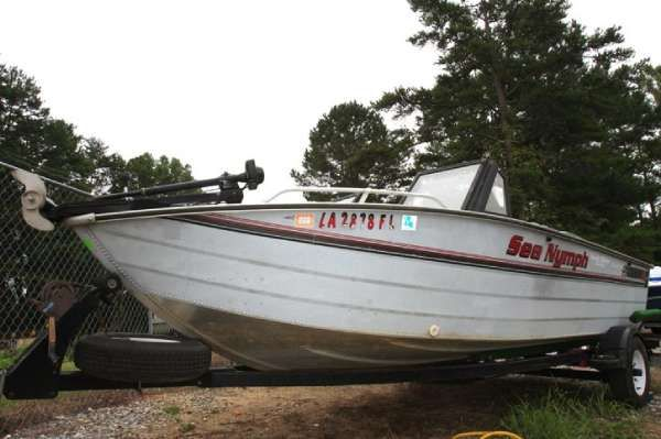 Aluminum Boats For Sale Bc >> 1993 Sea Nymph SS 175 - Boats Yachts for sale