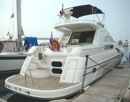 Sealine 450 Statesman 1993 All Boats