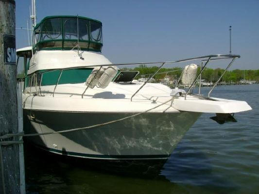 1993 Silverton 41 Aft Cabin Boats Yachts For Sale
