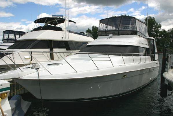 1993 silverton 46 motor yacht  1 1993 Silverton 46 Motor Yacht