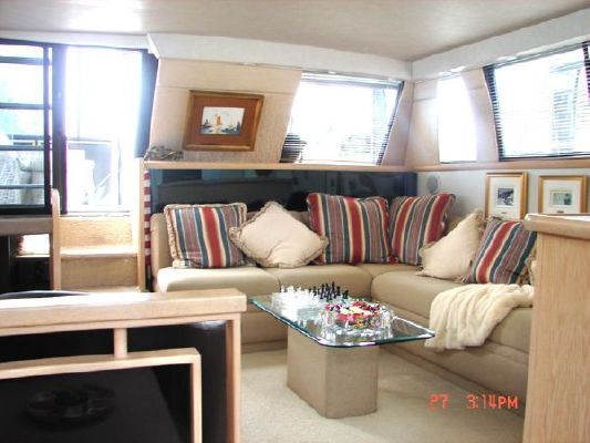 1993 silverton 46 motor yacht  12 1993 Silverton 46 Motor Yacht