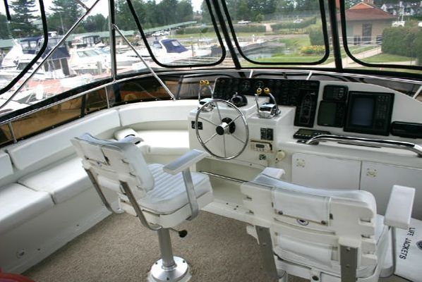 1993 silverton 46 motor yacht  6 1993 Silverton 46 Motor Yacht