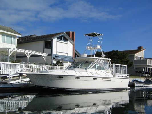 Tiara Open Marlin Tower 1993 All Boats