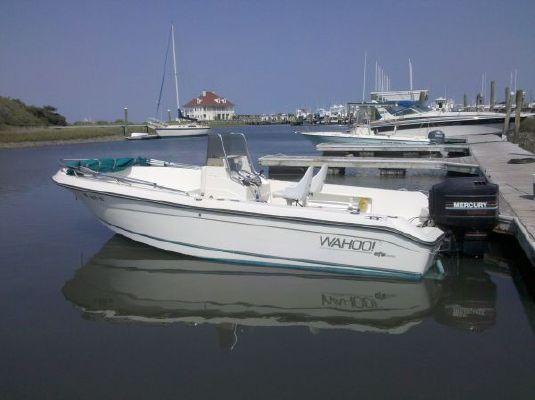Wahoo 2050 CC 1993 All Boats