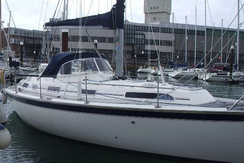 Westerly Oceandream 1993 All Boats