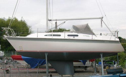 Westerly Regatta 290 Fin 1993 All Boats