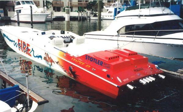 Apache Powerboats Custom 1994 All Boats