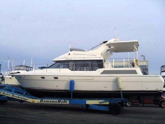 1994 bayliner 4587 cockpit motor yacht  1 1994 Bayliner 4587 Cockpit Motor Yacht