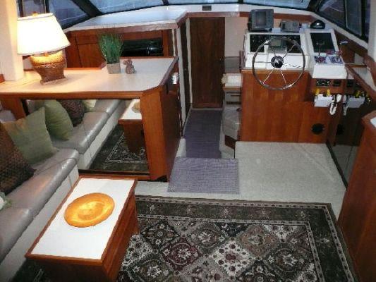 1994 bayliner 4587 cockpit motor yacht  2 1994 Bayliner 4587 Cockpit Motor Yacht