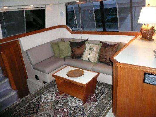 1994 bayliner 4587 cockpit motor yacht  4 1994 Bayliner 4587 Cockpit Motor Yacht