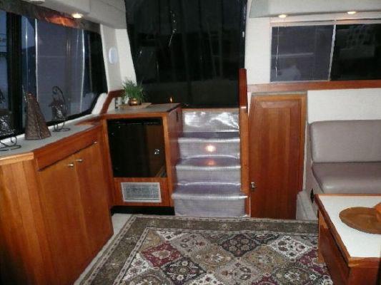 1994 bayliner 4587 cockpit motor yacht  7 1994 Bayliner 4587 Cockpit Motor Yacht